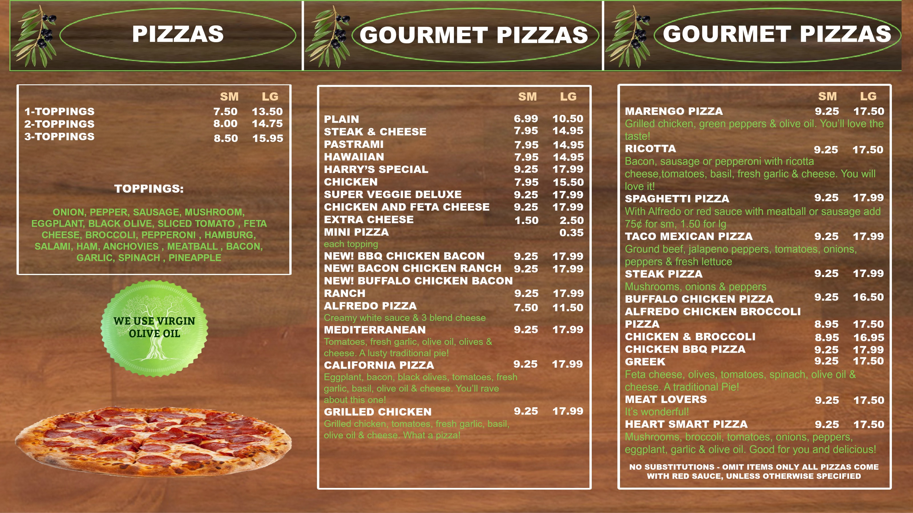 Digital Menu Boards Company